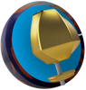Ebonite Polaris Bowling Ball Core