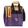 KR Strikeforce NFL Minnesota Vikings Single Tote Bowling Bag