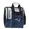 KR Strikeforce NFL New England Patriots Single Tote Bowling Bag