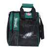 KR Strikeforce NFL Philadelphia Eagles Single Tote Bowling Bag