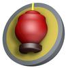 Roto-Grip Idol Pearl Bowling Ball Core