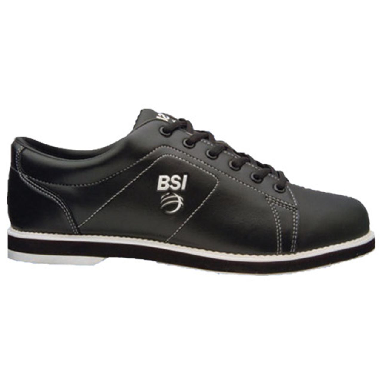 BSI Mens Classic Bowling Shoes Black
