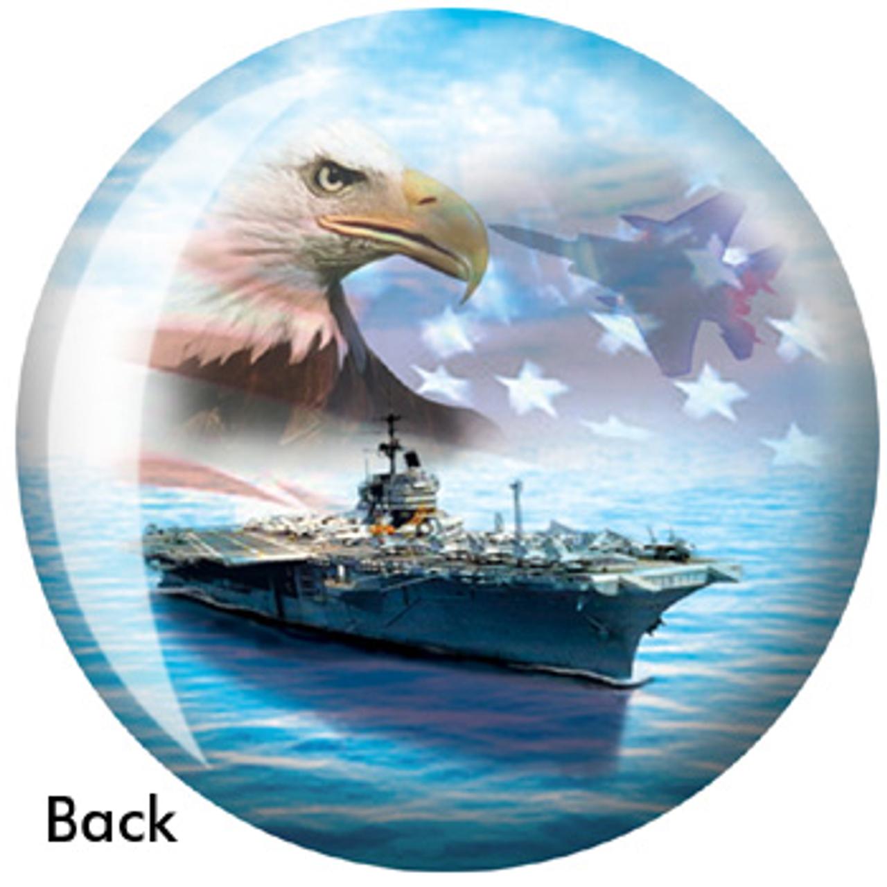 OTBB Navy Bowling Ball