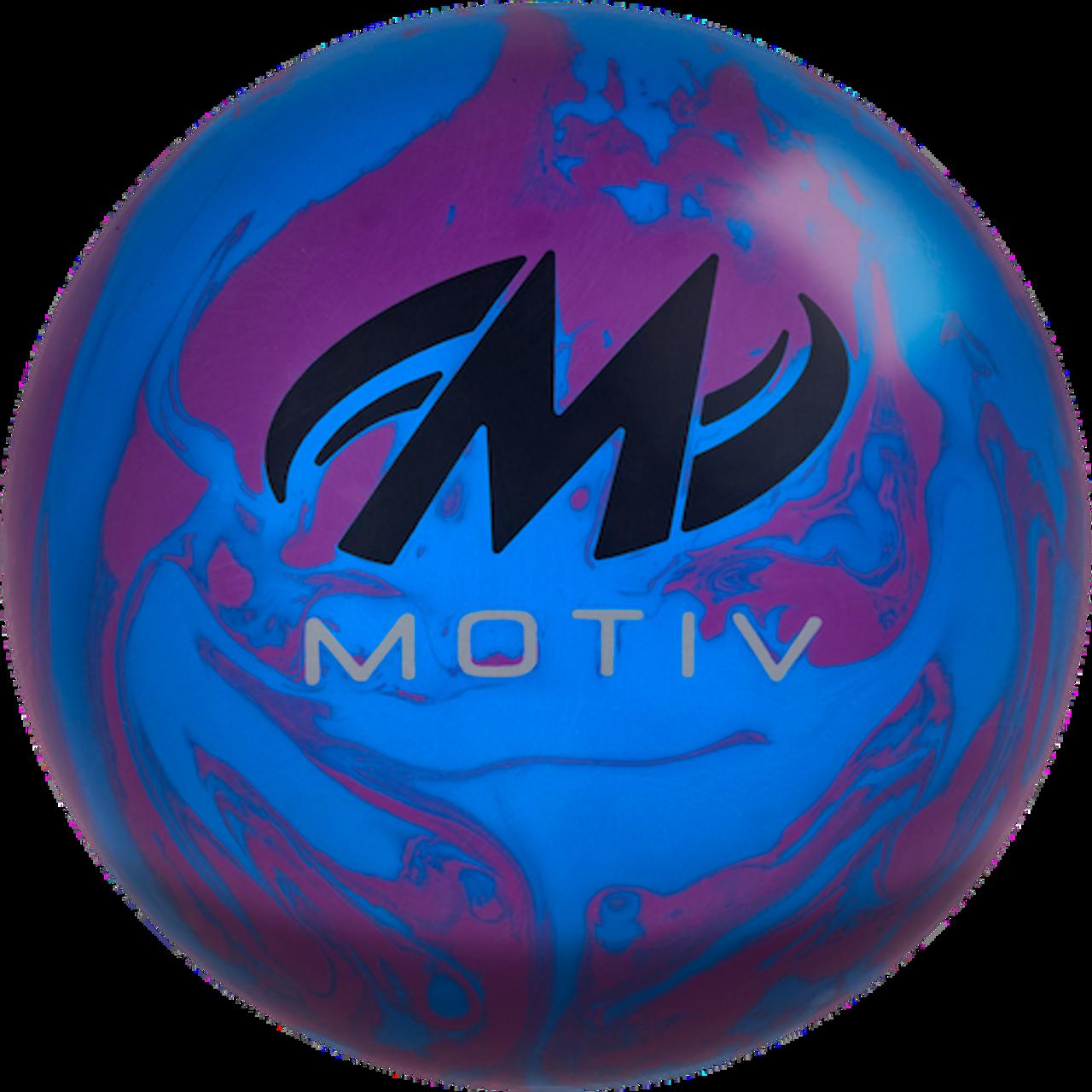 Motiv Alpha Jackal Bowling Ball Logo