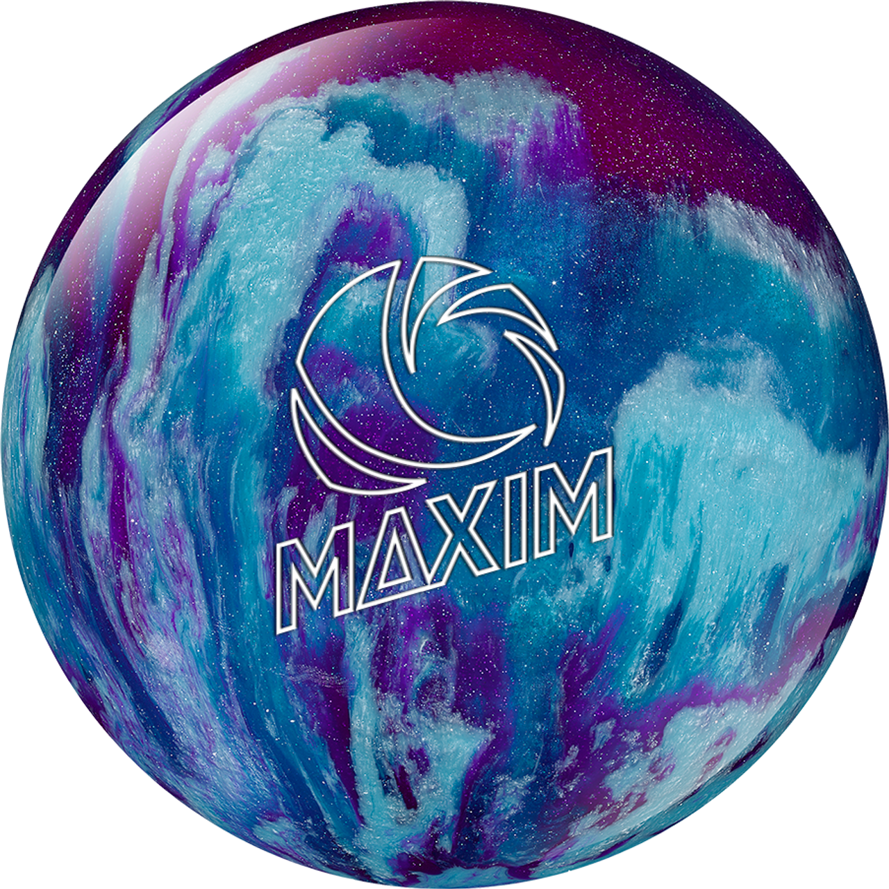 Ebonite Maxim Bowling Ball Seafoam