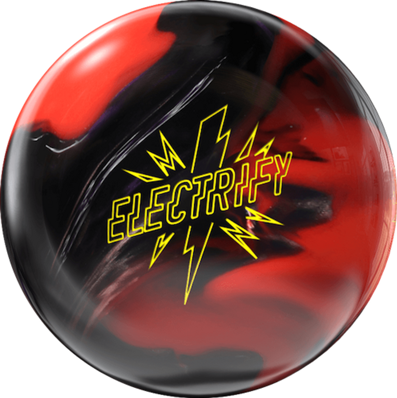 Storm Mix Red//Silver//Gold Bowling Ball