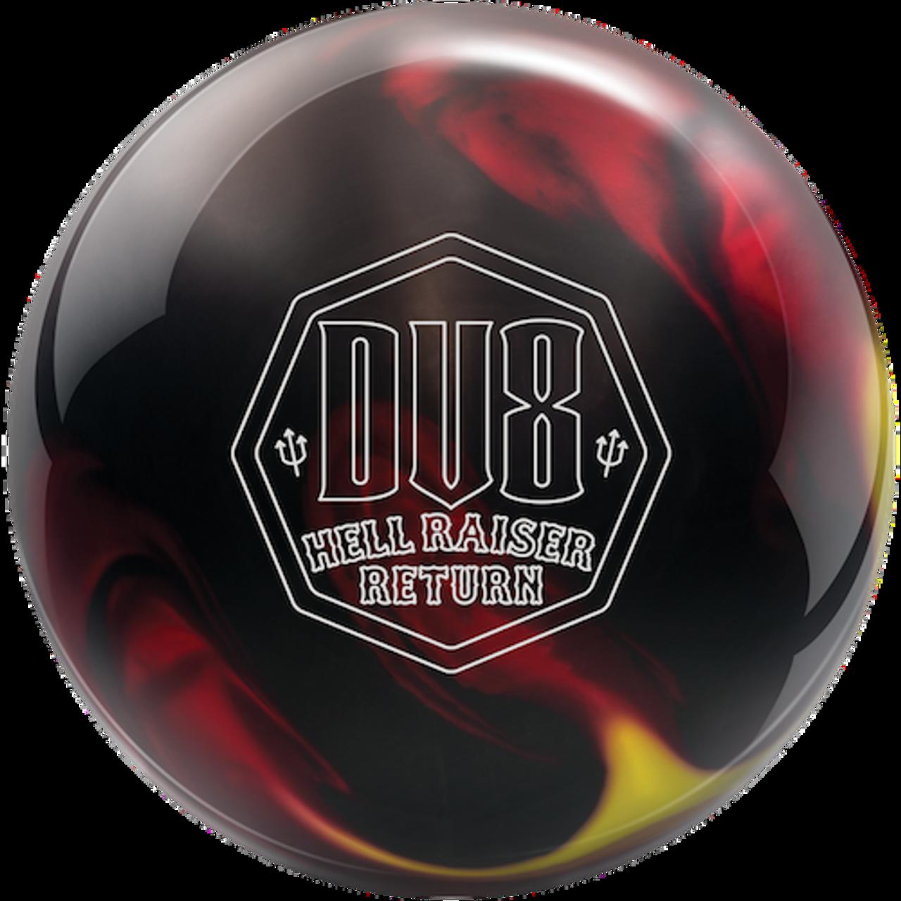 DV8 Hell Raiser Return Bowling Ball