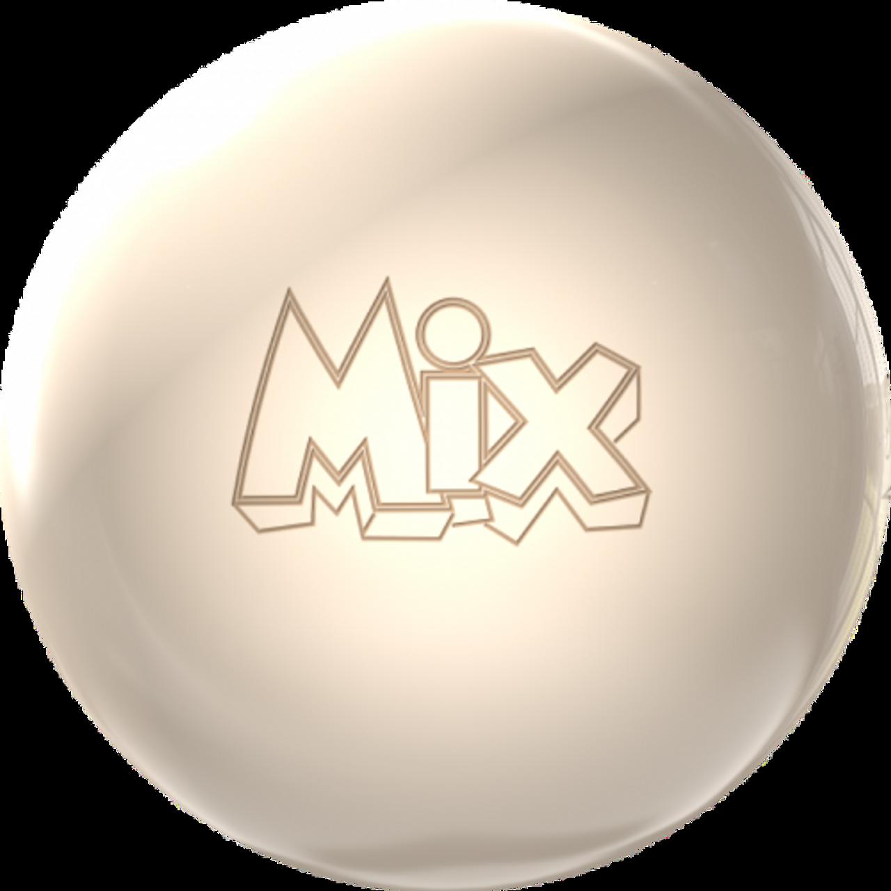 Storm Mix Off White Bowling Ball