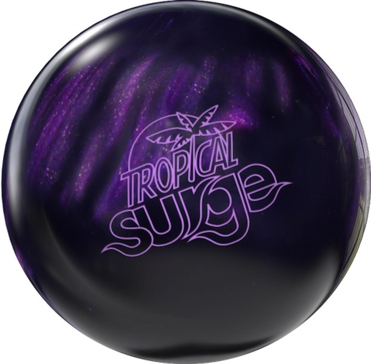 Storm Tropical Surge Purple Pearl Bowling Ball