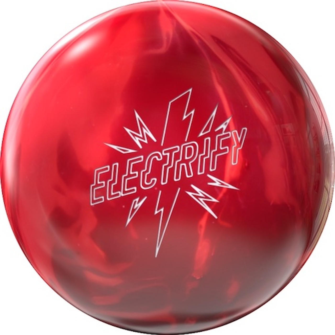 Storm Electrify Solid 3-Tone Red Bowling Ball