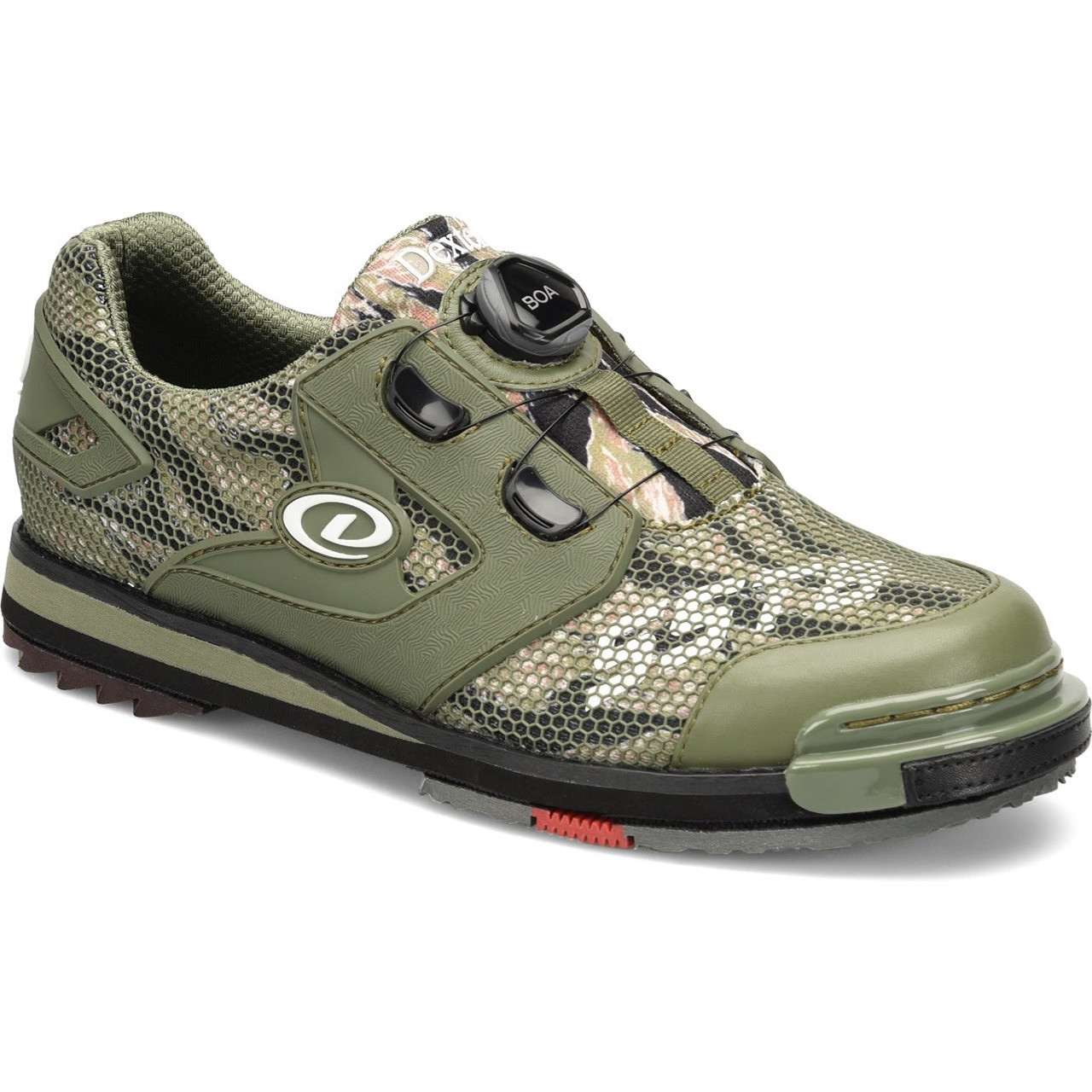 Dexter SST 8 Power-Frame Boa Mens Bowling Shoes Camo