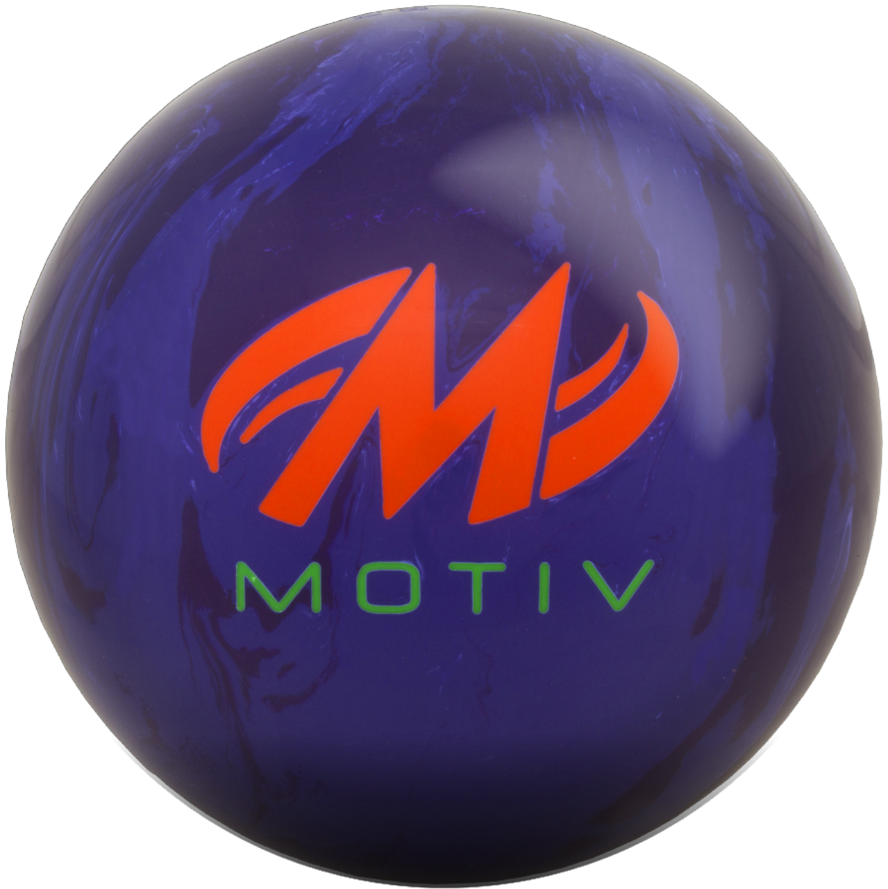 Motiv Venom Shock Bowling Ball Logo