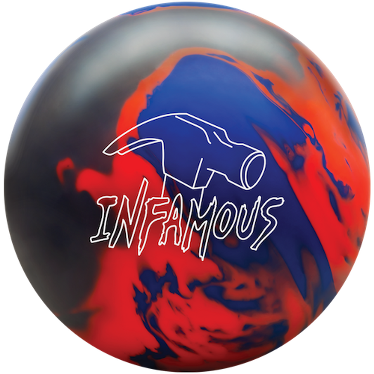 Hammer Infamous Bowling Ball