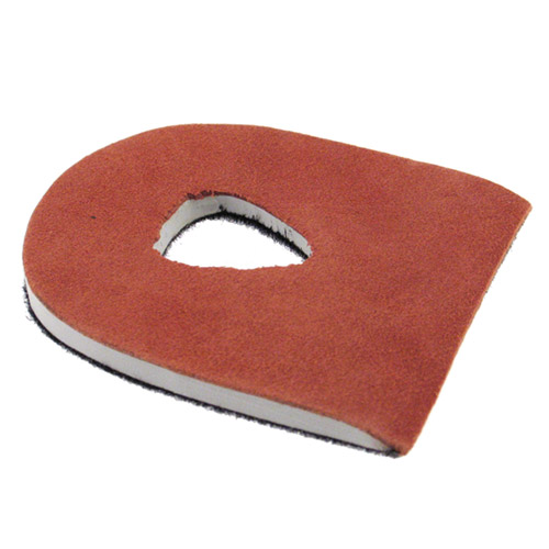 3G Replacement Heel Back Skin Leather