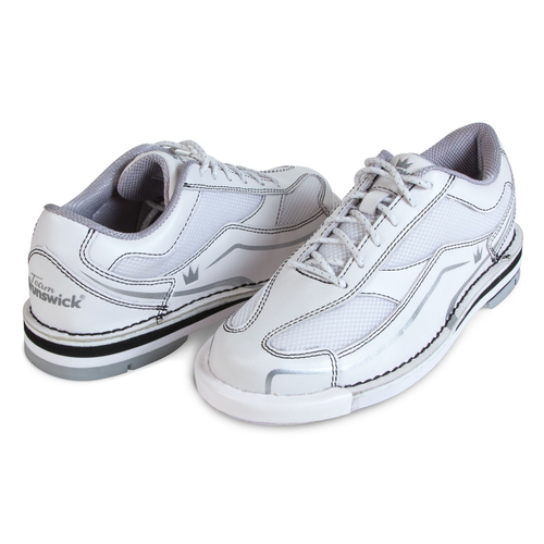 Brunswick Team Brunswick Women's Bowling Shoes White Right Hand