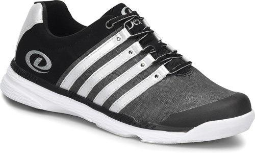 Dexter Kevin Mens Bowling Shoes Grey/Silver/Black