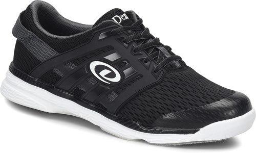 Dexter Roger II Mens Bowling Shoes Black/White