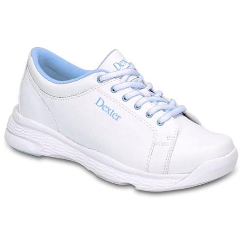 Dexter Raquel V Jr. Bowling Shoes White/Blue