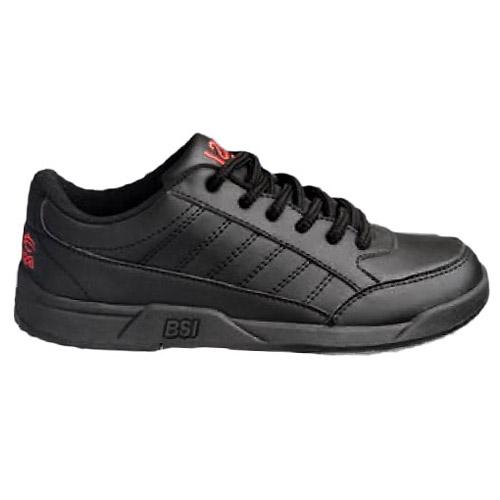 BSI Boys Basic Bowling Shoes Black