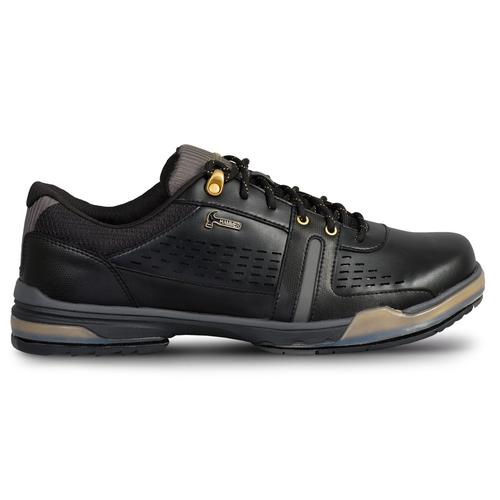 Hammer Boss Mens Bowling Shoes Black/Gold