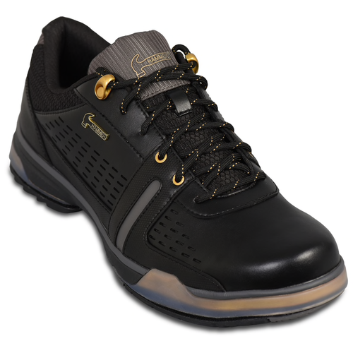 Hammer Boss Mens Bowling Shoes Black/Gold