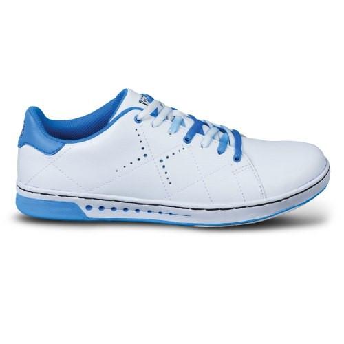 KR Strikeforce Womens Gem Bowling Shoes White/Blue