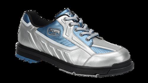 Storm SP3 Mens Bowling Shoes Silver/Blue