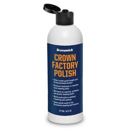 Brunswick Crown Factory Polish - 6 oz