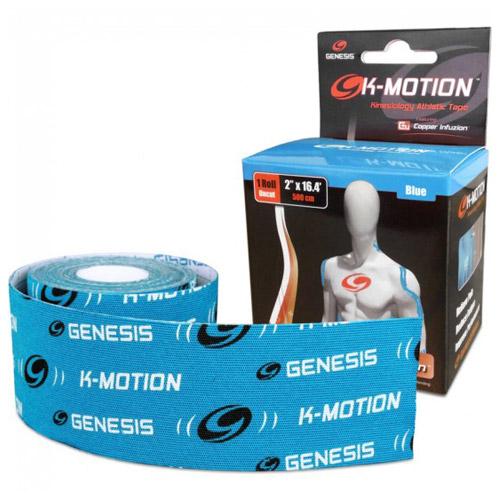 Genesis K-Motion Tape - Roll Blue