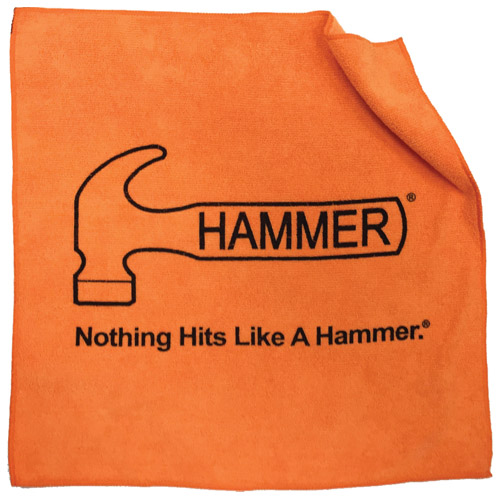 Hammer Microfiber Towel Orange