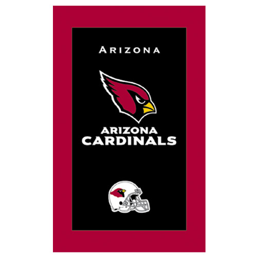 KR Strikeforce NFL Towel Arizona Cardinals