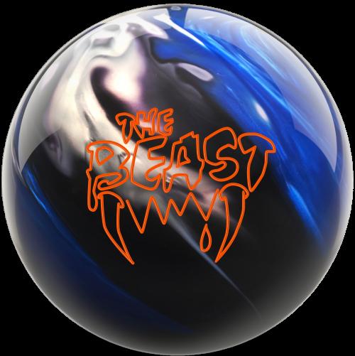 Columbia 300 Beast Black/Blue/White Bowling Ball
