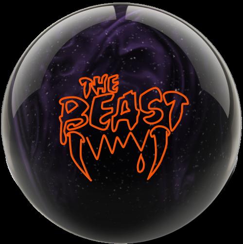 Columbia 300 Beast Purple Sparkle Bowling Ball