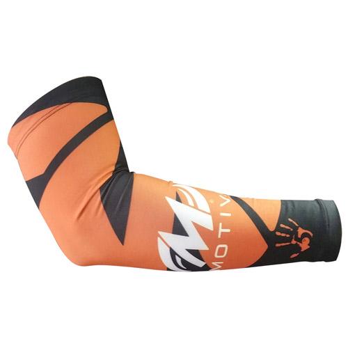 Motiv Konstriktor Compression Sleeve Black/Orange