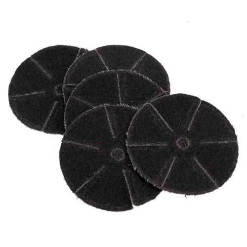"""Master Sanding Disks 80 Grit 1-1/2"""" 500 Pack"""