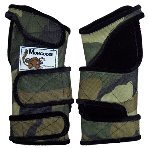 Mongoose Equalizer Wrist Support Camouflage