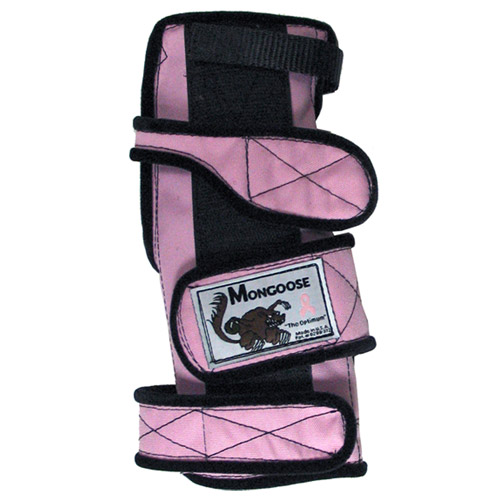 Mongoose Optimum Wrist Support Pink
