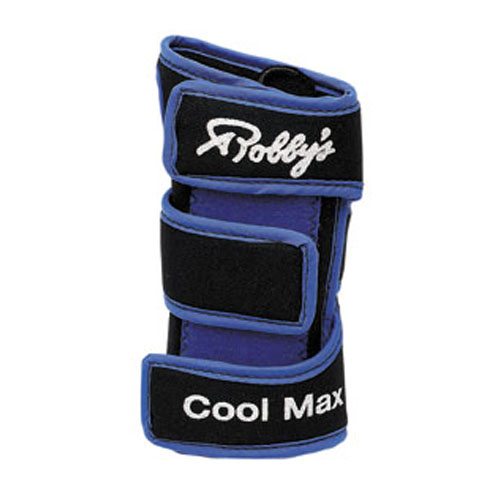 Robby's Cool Max Original Wrist Support Black/Blue