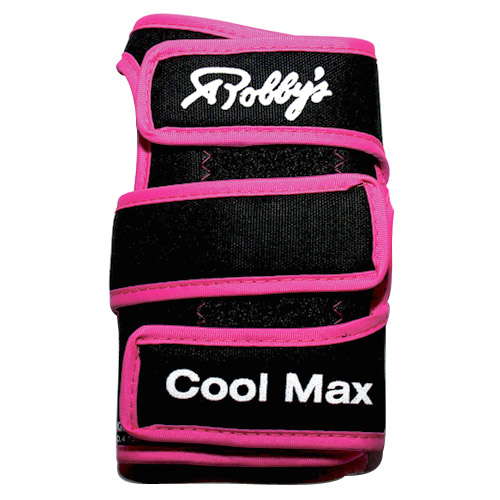 Robby's Cool Max Original Wrist Support Black/Pink