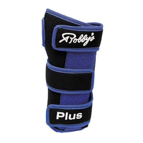 Robby's Cool Max Plus Wrist Support Black/Blue