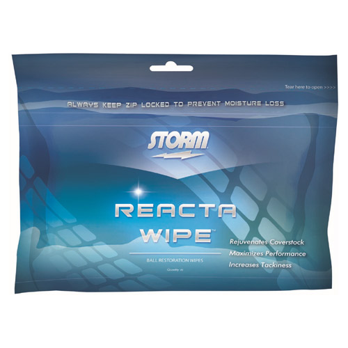 Storm Reacta Wipes - Package of 20