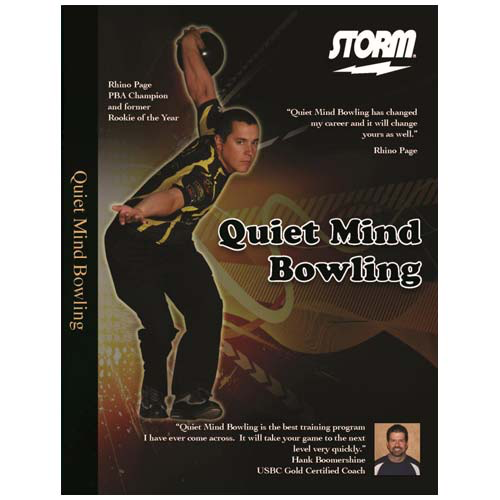 Quiet Mind Bowling DVD