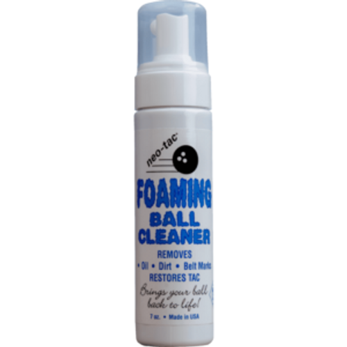 Neo Tac Foaming Ball Cleaner - 7 oz