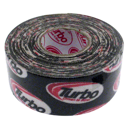 "Turbo Driven To Bowl Tape 1"" Black Roll"