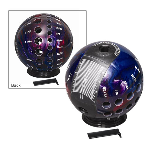 Innovative Bowling Measuring Ball