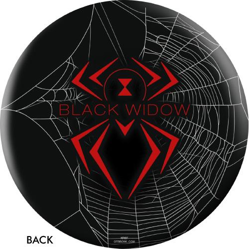 OTBB Hammer Black Widow Black Bowling Ball