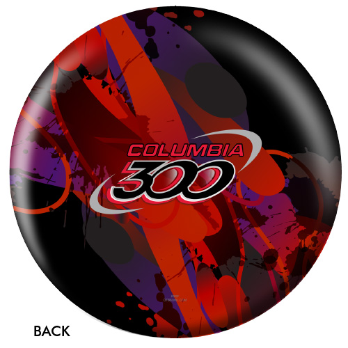 OTBB Columbia 300 Logo Bowling Ball