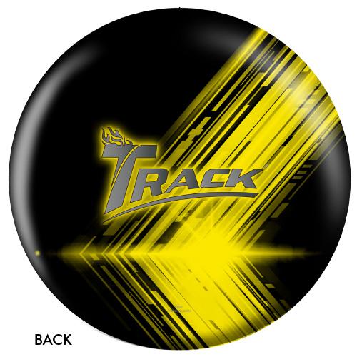 OTBB Track Logo Bowling Ball