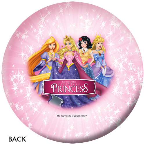 OTBB Fairytale Princesses Bowling Ball