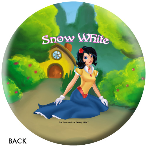 OTBB Snow White Bowling Ball